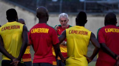 Levende legende Roger Milla en de rest van Kameroen volledig achter Hugo Broos