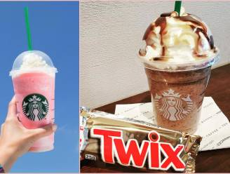 Bestel eens een drankje van het geheime Starbucksmenu: kies jij een boterbier frappuccino of een nutella coffee?