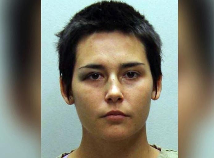 Elizabeth Hixon, 22 ans, s'est introduite dans le domicile d'une famille pour donner un bain à un enfant de 2 ans.