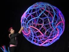Wouter Kipperman maakt kunst van lucht: ,,Het gevoel dat alles op zijn plaats valt, is magisch''