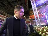 Presentatie Romero bij PSV