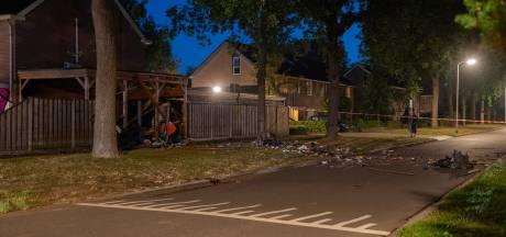 Explosief in tuin gegooid bij verdachte terrasdrama Deventer
