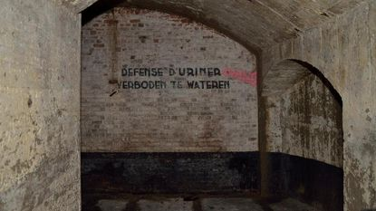 Brussel beschermt historische bunker
