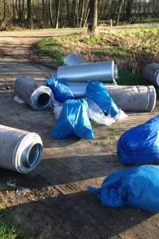 Roep om cameratoezicht in Brabantse bossen tegen dumpen drugsafval