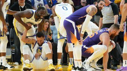 Stephen Curry met succes geopereerd, maar sterspeler van Golden State staat maanden aan de kant