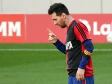 Messi laissé au repos par Koeman pour le déplacement à Ferencvaros