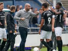 GVVV-aanvaller Jeremy de Graaf: 'Voor de goal werden we niet echt gevaarlijk, ik ook niet'