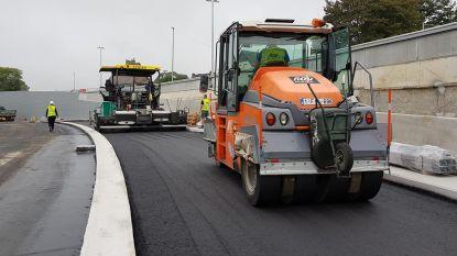Tunnelwerken op volle toeren, zondag officiële opening met Tunnelloop