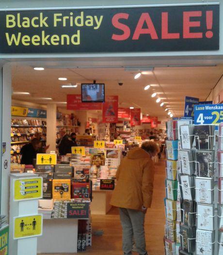 Black Friday-drukte? In Waalwijk is het een gewone zaterdag