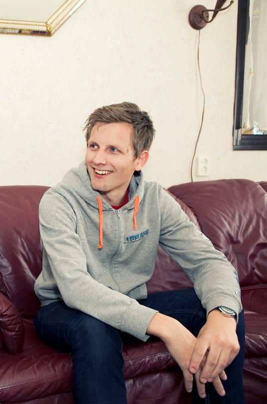 Sociotherapeut Arnd Otten (22) werd in februari in tbs-kliniek De Kijvelanden in Poortugaal dodelijk verwond met een schaar door patient Michel T.