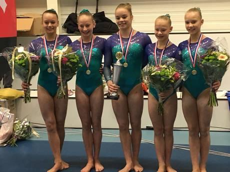Klaverblad TON Almelo eerste op Nederlandse Kampioenschappen Teams