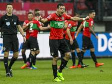 NEC speelt negen oefenwedstrijden tijdens de voorbereiding