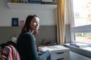 Lotte uit München is net begonnen met haar studie human sciences.