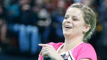 Clijsters is erbij op Roland Garros