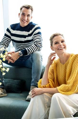 """Andy Peelman en Dina Tersago: """"Onze eerste ontmoeting was met haar man erbij, vlak nadat ik haar mijn favoriete onenightstand had genoemd"""""""