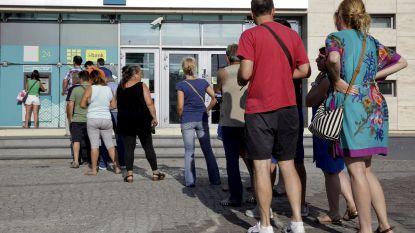 Griekenland heft alle beperkingen voor uitvoer van kapitaal op