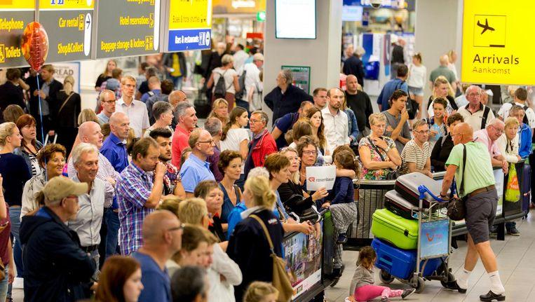 Nederland weet steeds meer toeristen te trekken. Beeld anp