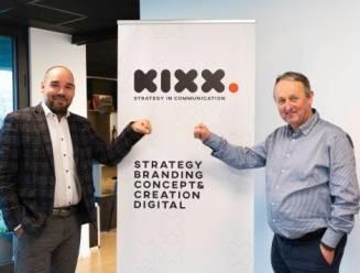 Communicatiebureau KIXX neemt reclamebedrijf Kliek over