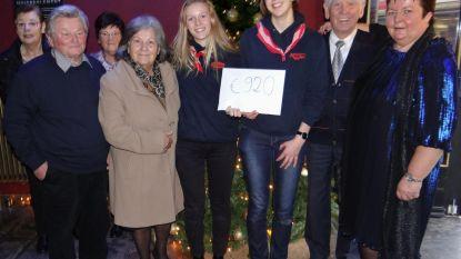 Feestende Okra-leden schenken ruim 900 euro aan KLJ Schiplaken