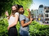 Jongeren gebruiken mondkapjes als fashion statement: 'Ik draag nooit twee keer hetzelfde kapje'