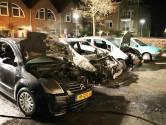 Weer raak met autobranden Culemborg
