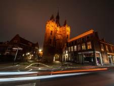 Plan voor verlichting gebouwen in Zwolle gaat door, ondanks bezwaren natuurclubs: 'Economie boven ecologie'