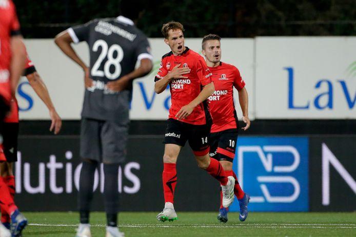 Bram Zwanen sluit dit seizoen aan bij de onder 23 van derdedivisionist vv Gemert.