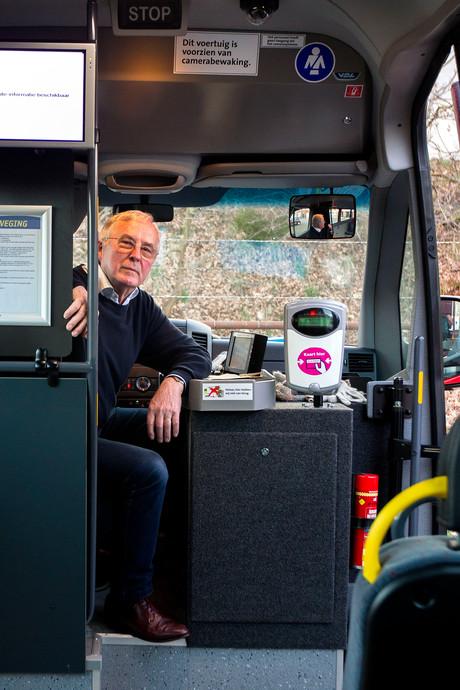 Buurtbuschauffeur: 'Minder plezier in nieuwe buurtbussen'