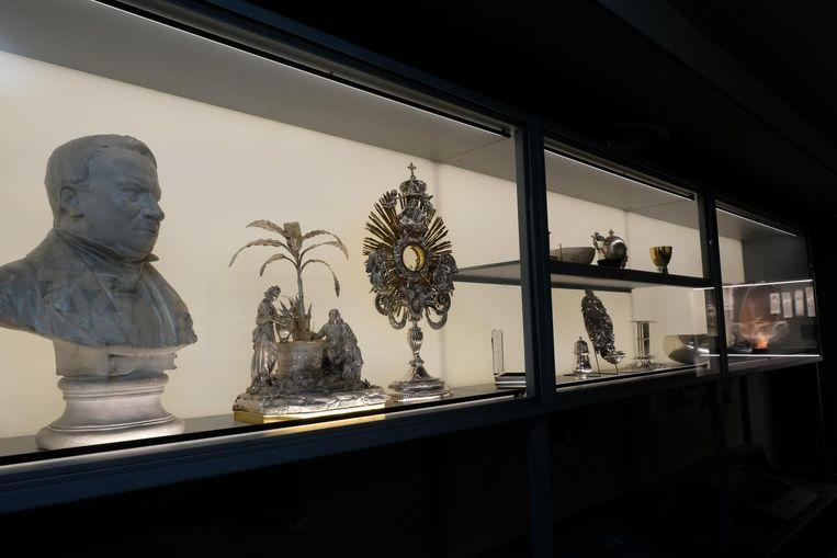 Het museum toont een aantal absolute topstukken.