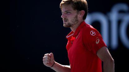 Goffin komt top tien binnen op ATP-ranking, Djokovic nieuwe nummer één