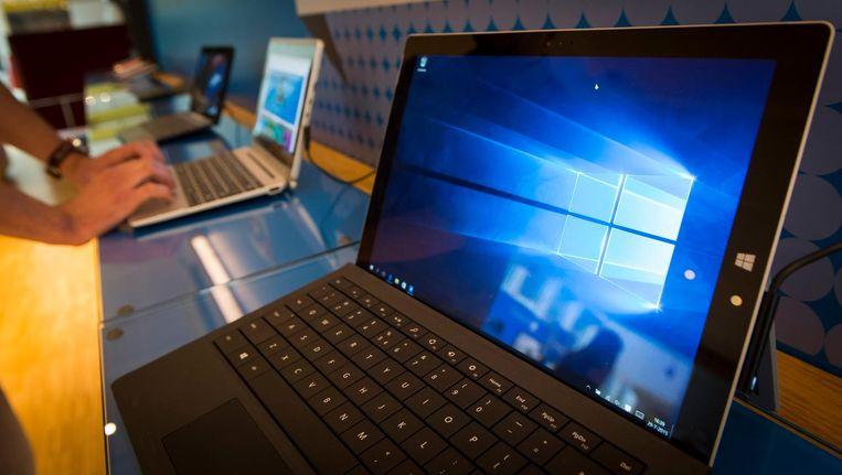 Microsoft erkent: pc's en laptops met oude Windows trager na noodzakelijke  update | De Volkskrant
