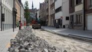 Stassartstraat vier jaar na heraanleg weken dicht voor herstelling
