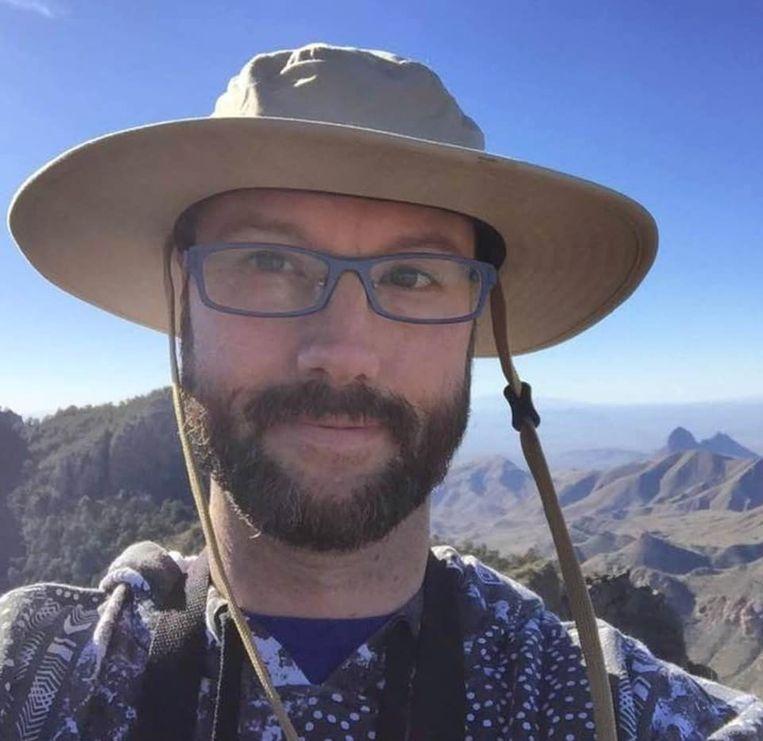 Joshua McClatchy (38) werd gisteren na zes dagen teruggevonden.