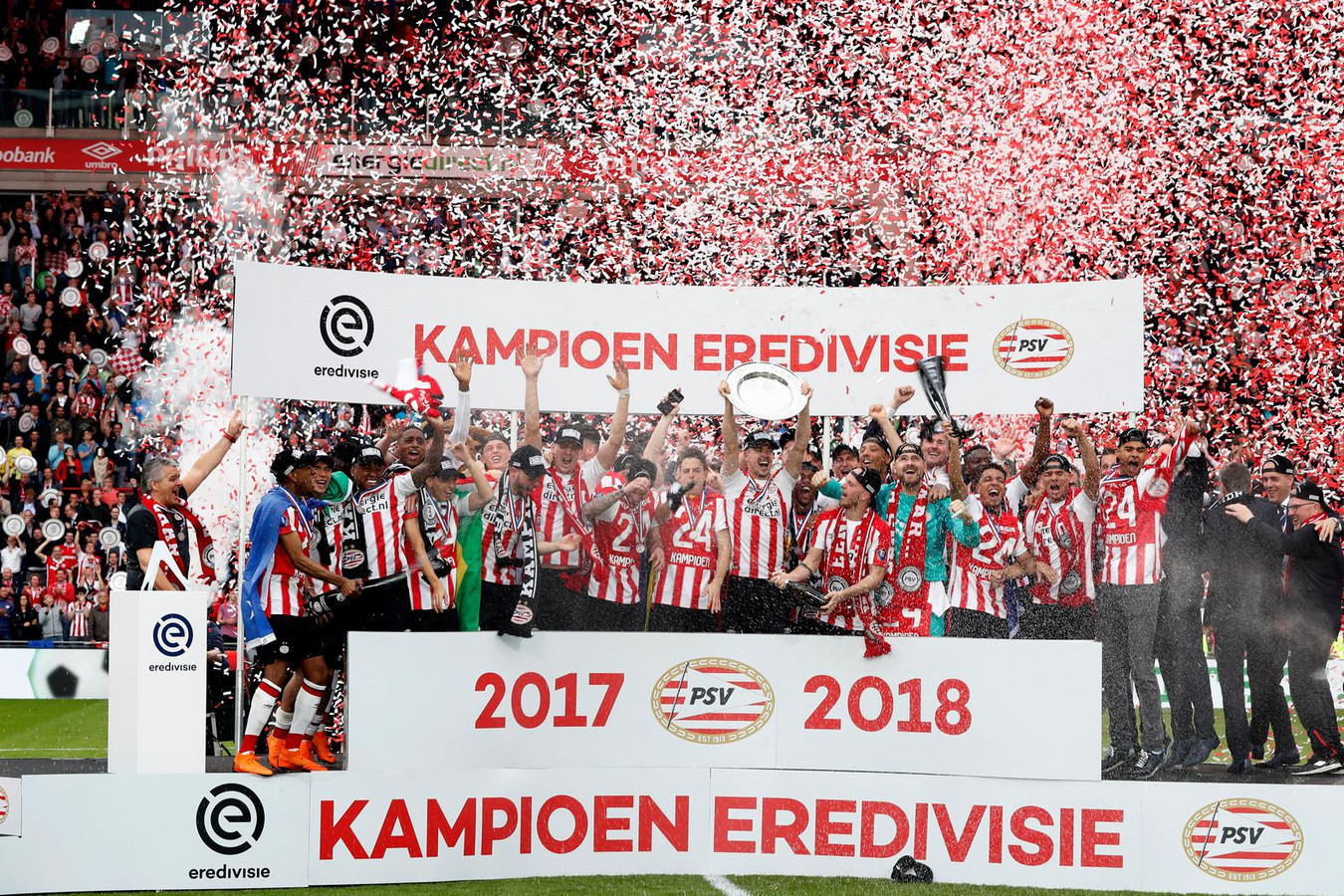 PSV, kampioen.