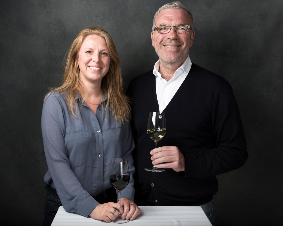 Harold Hamersma en Esmee Langereis