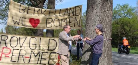 Berkelland is zelf de baas over de 343 bomen die de provincie wil kappen