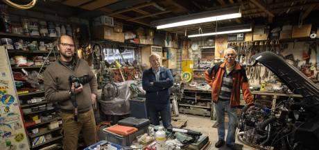 Wim Boers en Bob van Soolingen: domweg gelukkig in de werkplaats