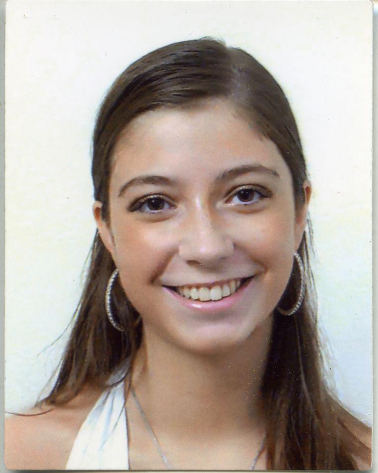 Portret van Talitha, beschikbaar gesteld door haar familie. Beeld ANP