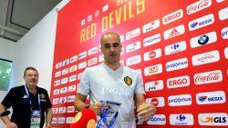 Martínez hoopt op fitte Kompany en Vermaelen voor partij tegen Engeland
