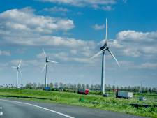 Noord-Beveland maakt zich zorgen om rode lampen in windmolens