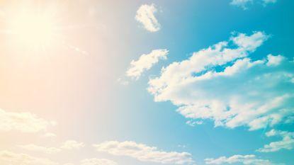 Zachte week met temperaturen vlot boven 20 graden, na vandaag geen druppel regen meer