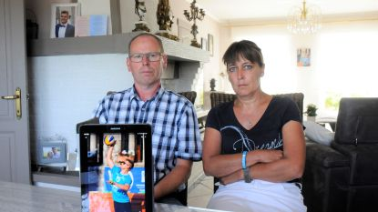"""Ouders eren vermoorde zoon met wandeling: """"In twee minuten tijd vielen alle toekomstplannen van Jonas weg. Voor niets"""""""