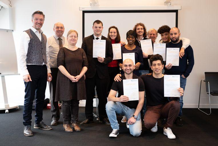 MECHELEN YouthStart als springplank voor kanszoekende jongeren: Pilootproject om kanszoekende jongeren terug aansluiting te laten vinden in de maatschappij start in Mechelen