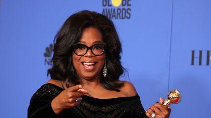 Trump denkt dat hij Oprah Winfrey zou verslaan in presidentsrace