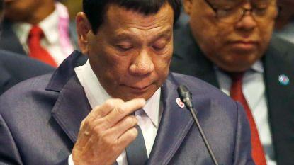 """Filipijnse president Duterte: """"Katholieke bisschoppen kunnen beter gedood worden"""""""