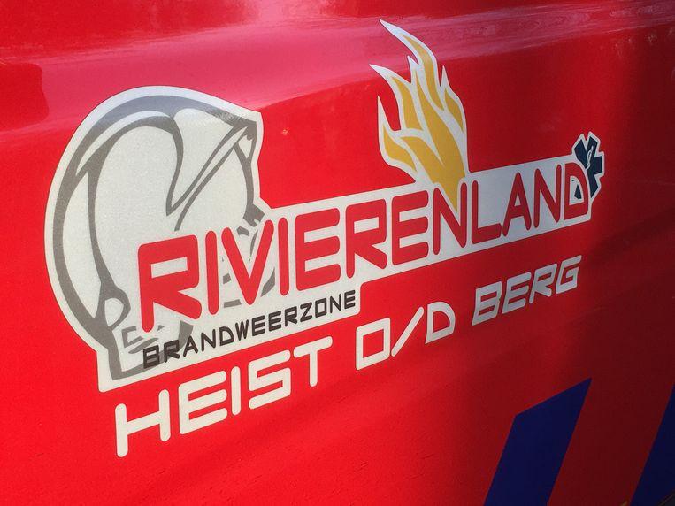 Brandweerpost Heist-op-den-Berg van Hulpverleningszone Rivierenland