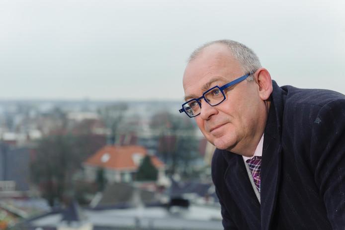 Burgemeester Arco Hofland van RijssenHolten.