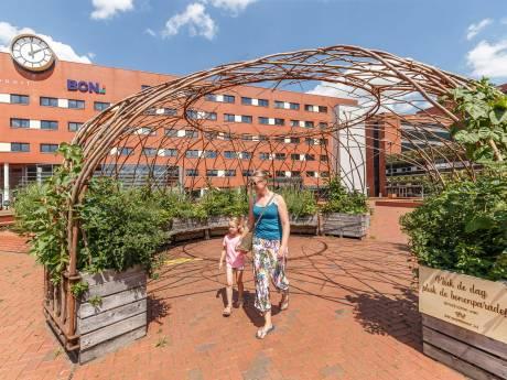 Lübeckplein Zwolle wordt levendiger, maar is er nog niet: 'Het is hier zo rood'
