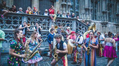 Strengere regels voor straatmuzikanten tijdens Gentse Feesten