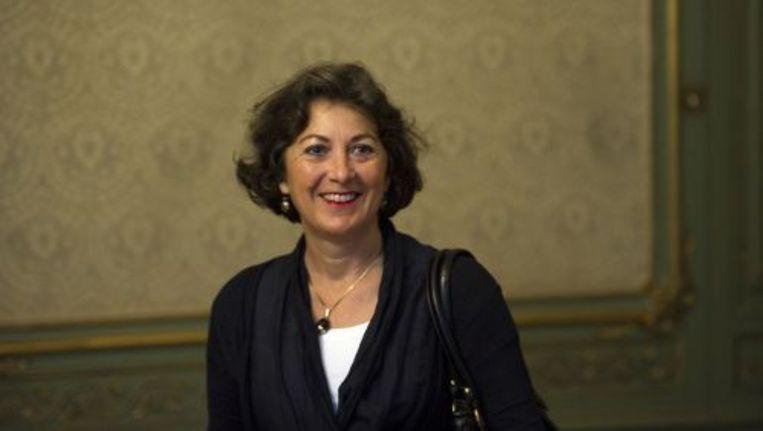 Staatssecretaris Marlies Veldhuijzen van Zanten-Hyllner. ANP Beeld